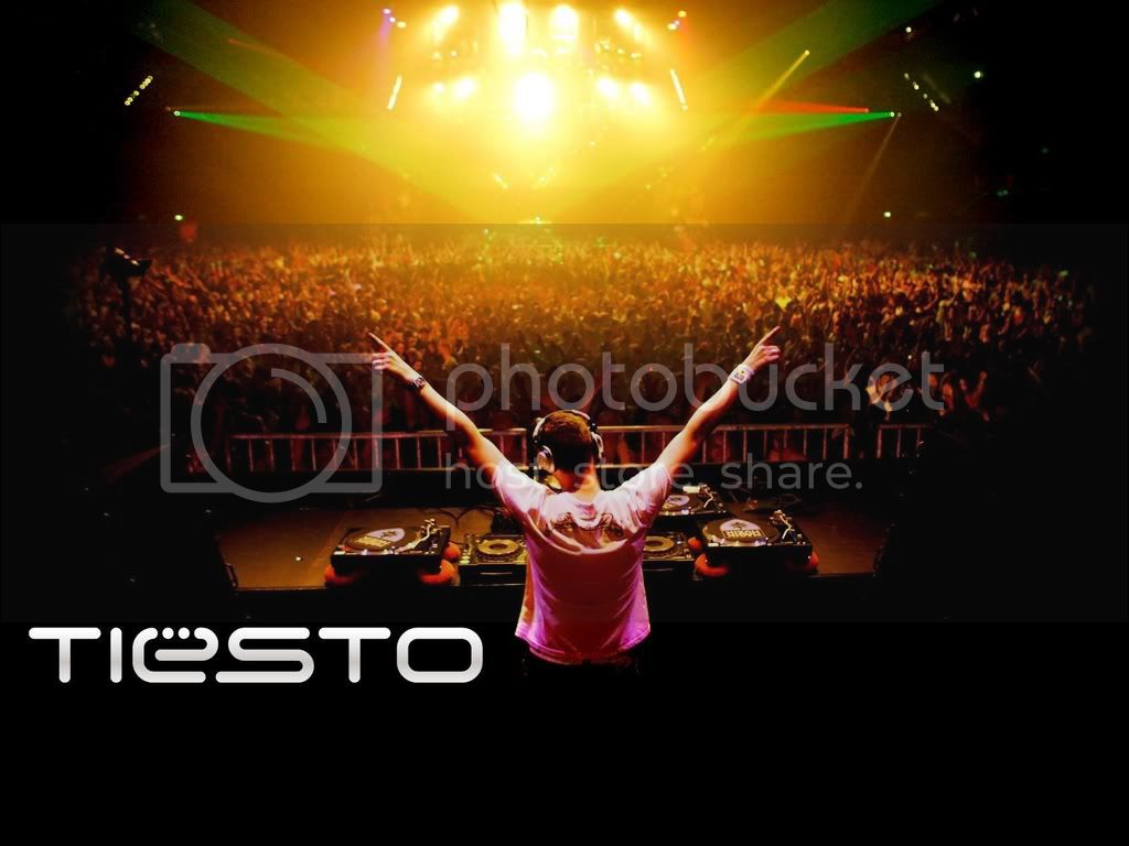 Dj Tiesto Image